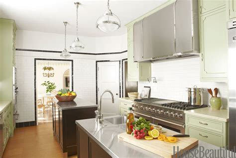 kitchen mint green green kitchens ideas for green kitchen design 2303