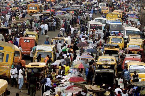 Street Life In Lagos  Africa  Al Jazeera