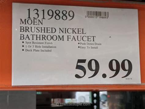 moen tilson bathroom faucet