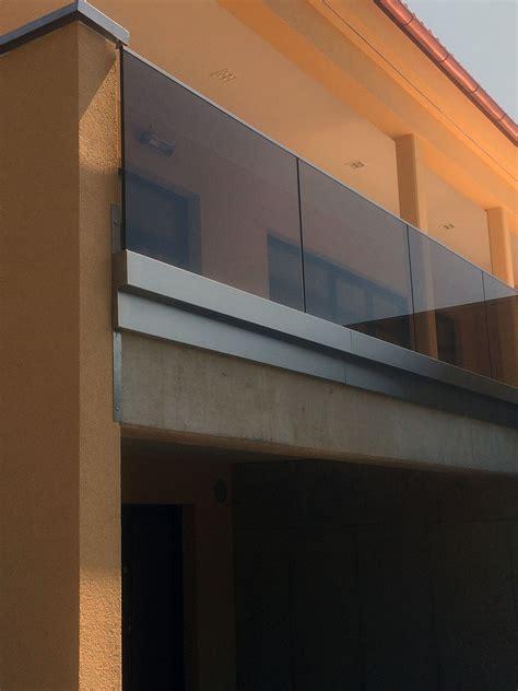 balkongeländer aus glas glastechnik glas 252 berdachungen glaskonstruktionen balkongel 228 nder aus glas