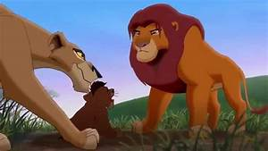 The Lion King 2 Simba's Pride - Simba confronts Zira and ...