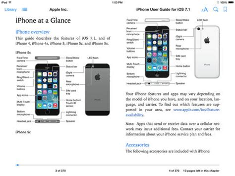 iphone manual iphone user guide for ios 7 1 by apple inc on ibooks