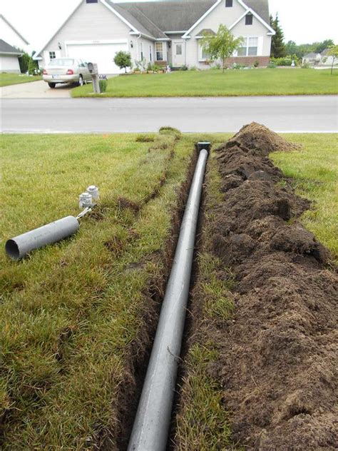 crawlspace vapor barrier basement waterproofing sump runoff line installed