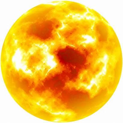 Sun Clip Clipart Planet Planets Transparent Space