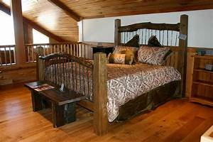 Custom Wood Bed Frames