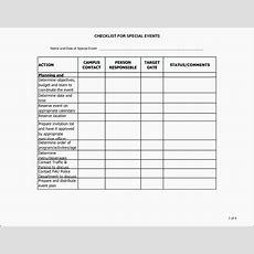 7 Estate Planning Checklist Template  Sampletemplatess Sampletemplatess