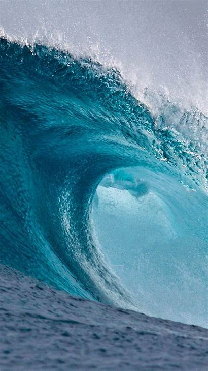 Ocean Wave Beach Sea Surf Nature Iphone