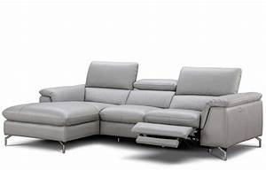 italian leather power recliner sectional sofa nj saveria With sectional sofas nj