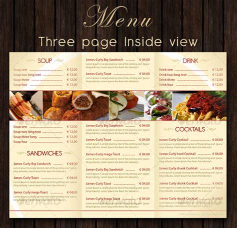restaurant menu design 25 high quality restaurant menu design templates web