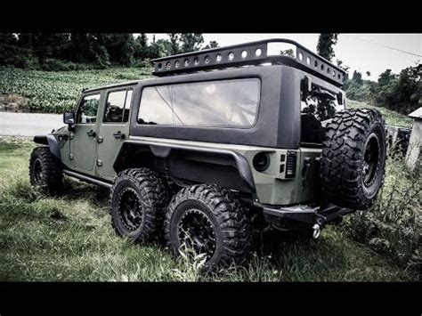 jeep wrangler  conheca   patton tomahawk