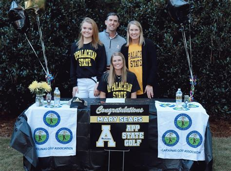 Appalachian State Signs Brown for Women's Golf - WHKY