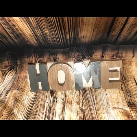 home letters wall decor hobby lobby decorations