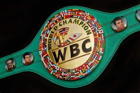 Resultado de imagen de logo wbc boxing