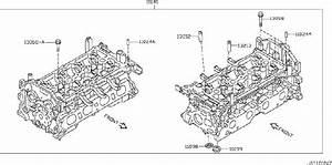 Nissan Cube Head Cylinder