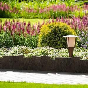 Bordure De Jardin : bordure de jardin comment les r aliser c t maison ~ Melissatoandfro.com Idées de Décoration