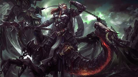 The Dark Knight Hd Women Elves Dragon Fantasy Art Concept Art Artwork Warrior Wallpapers