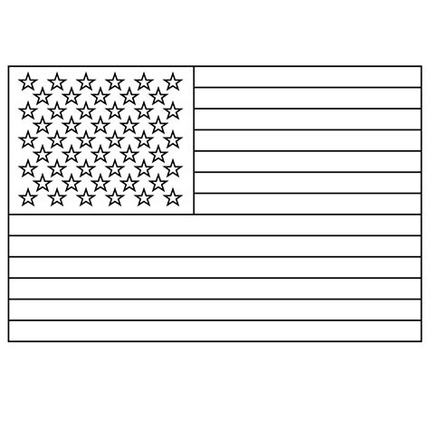 american flag template 5 best images of american flag template printable templates printable free small