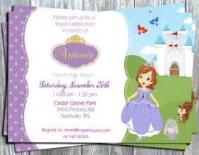 easter napkin rings princess sofia the birthday party printable invitation