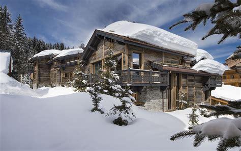 luxury ski chalet le petit palais courchevel 1850 firefly collection