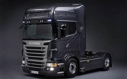 Scania Diamond Dark Cars