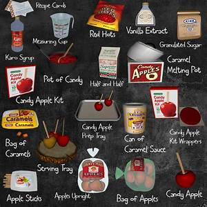 My Sims 3 Blog: Candy Apple Conversion Set by YourDorkBrains