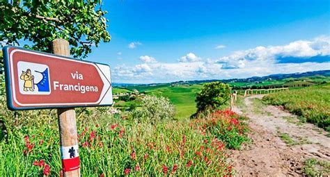 Via Francigena | All the stages and maps [Official Guide]