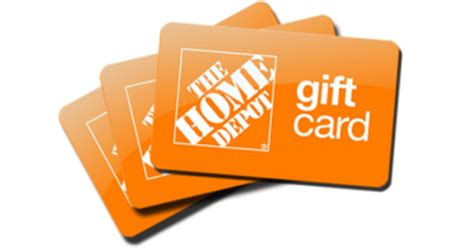Each, however, has its own downsides to consider, and which you should choose likely depends on your. WIN a $100 Gift Card to The Home Depot - Giveaways.cards