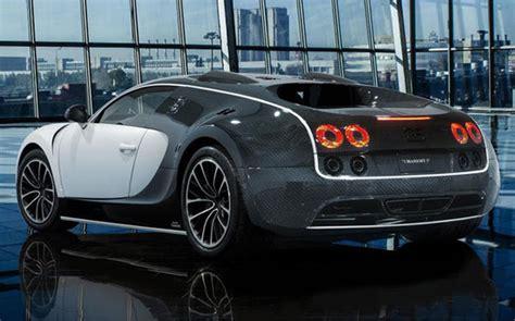 La bugatti chiron noire sportive reçoit une finition noire mate, comme tous les éléments de garniture extérieure (jantes, becquet avant, calandre, le grand c latéral, sorties d'échappement et capot du moteur). Mansory Bugatti Veyron Vivere On Sale For $3,466,000 - eXtravaganzi