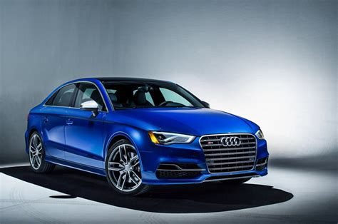 2015 Audi S3 by 2015 Audi S3 Exclusive Edition Available In Five New Colors