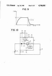 Patent Us4740858 Zero Current Arc Suppression Dc Circuit