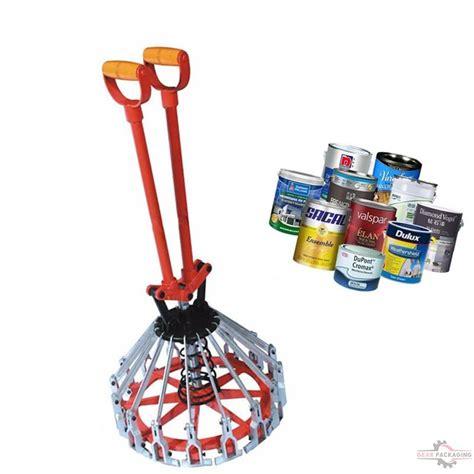 portable easy operation drum bottle cap sealing tool barrel bucket pail hands crimping