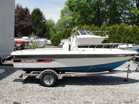 Sunbird 18 Center Console 1988 For Sale For $1,200 Boats