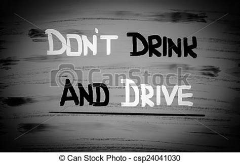 Stock Photos Of Don't Drink And Drive Concept Csp24041030