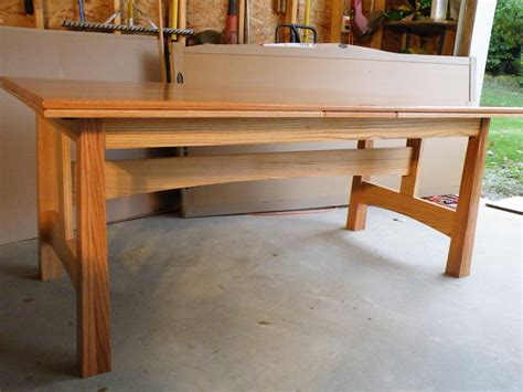 refectory table  dutch pullout  jeepersparky