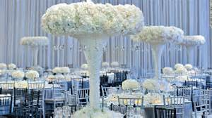 flower centerpieces how to decorate with wedding flowers cnn