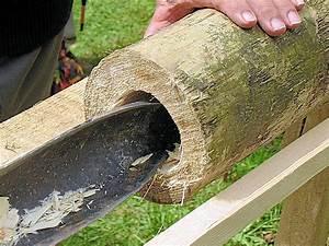 Großes Loch In Holz Bohren : holz als material grundtechniken der verarbeitung architektur f r die tropen ~ Eleganceandgraceweddings.com Haus und Dekorationen