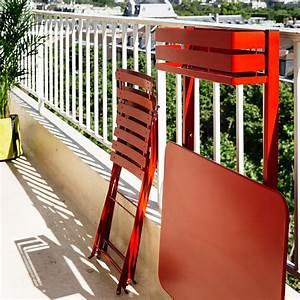 Table De Balcon : bistro balcony table by fermob in the shop ~ Teatrodelosmanantiales.com Idées de Décoration