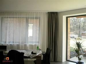Vorhang Ideen Für Wohnzimmer : fenster mit aussicht in den wald heimtex ideen ~ Michelbontemps.com Haus und Dekorationen