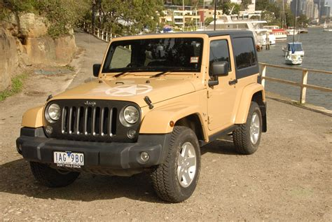 Jeep Wrangler Freedom Review  Off The Beaten Track