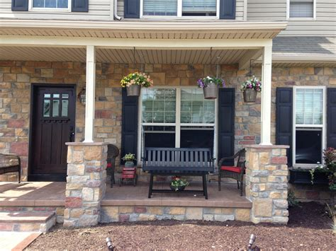 The Front Porch York Pa by Front Porch Remodeling Project In York All Renovation