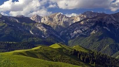 Mountain Mountains Nature Wallpapers Elegant Rivers