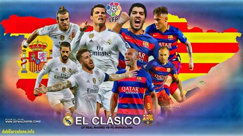 Barcelona Vs Real Madrid Wallpapers - Wallpaper Cave