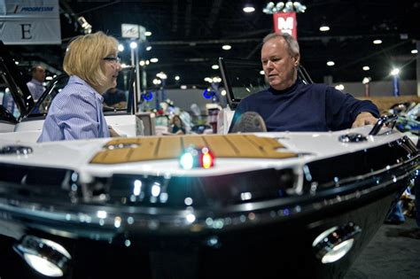Atlanta Boat Show Address by Weekend Roundup Atlanta Boat Show With Penguins