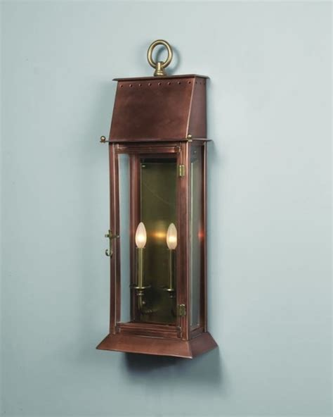 quarter period wall lantern traditional outdoor