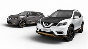 Nissan X Trail Black Edition : salon de gen ve 2016 nissan qashqai et x trail premium concept premium dans la boue ~ Gottalentnigeria.com Avis de Voitures