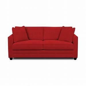 Wayfair custom upholsterytm sarah sleeper sofa reviews for Wayfair sleeper sofa sectional