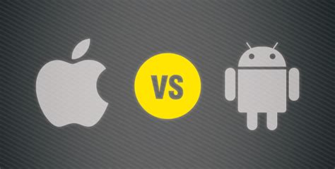 is android better than apple apple vs android which is better which should you buy
