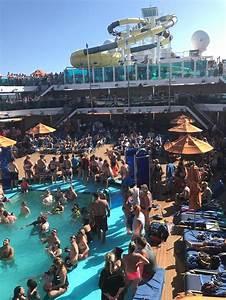 Activity On Carnival Dream Cruise Ship