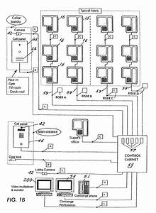 Patent Us7123142 - Integrated Intercom And Security System