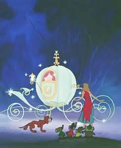 Disney Cinderella Carriage Movie